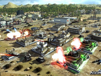 Act of Aggression Screenshot