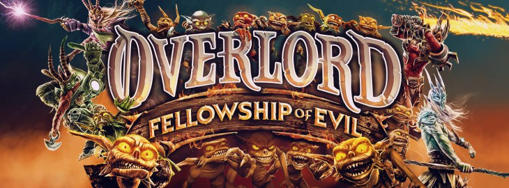 Overlord Fellowship of Evil Header Image