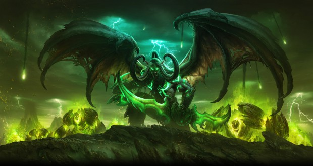 World of Warcraft: Legion Expansion header