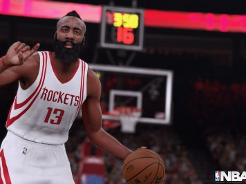 NBA 2K16 Screenshots