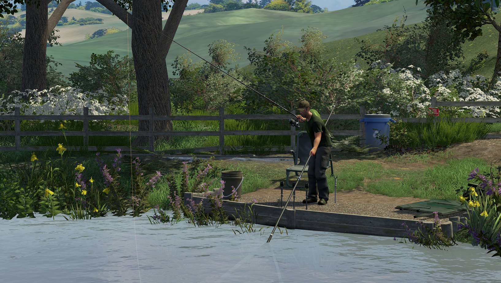 Dovetail games fishing exits steam early access for late for Dovetail games fishing