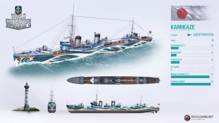 WoWS_Render_Project_R_Kamikaze