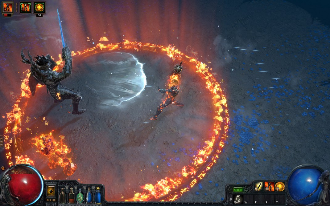 Poe Changing Builds