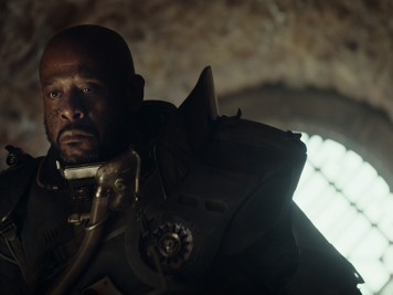 Rogue One: A Star Wars Story(Forest Whitaker)Ph: Film Frame©Lucasfilm LFL