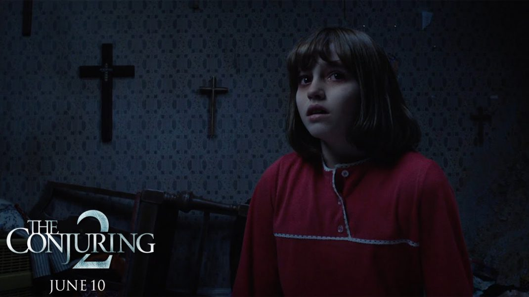 The Conjuring 2 VR Trailers | GamingShogun