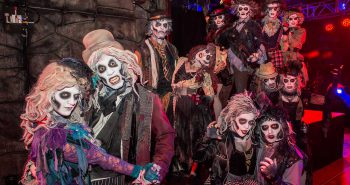 Fright Fest Dead Mans Party Cast
