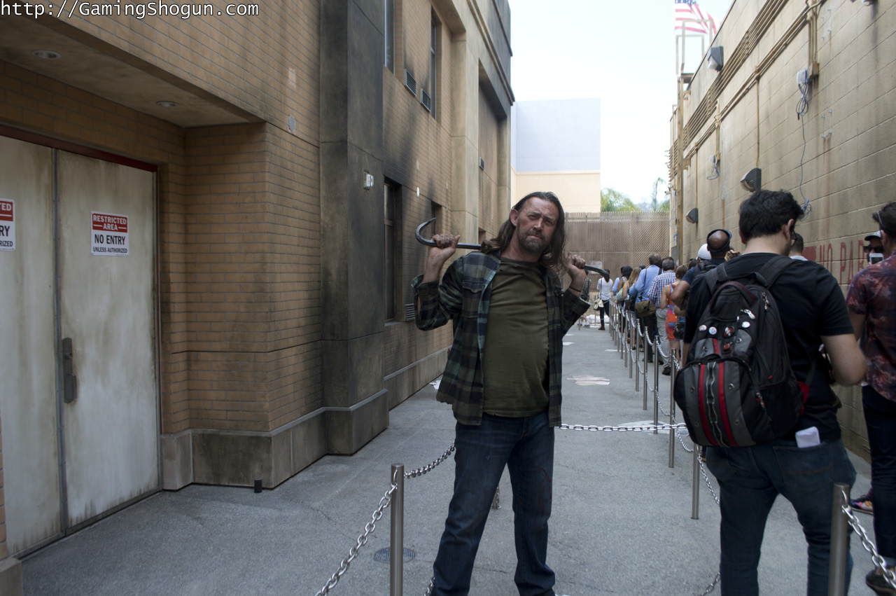 The Walking Dead Attraction Review At Universal Studios