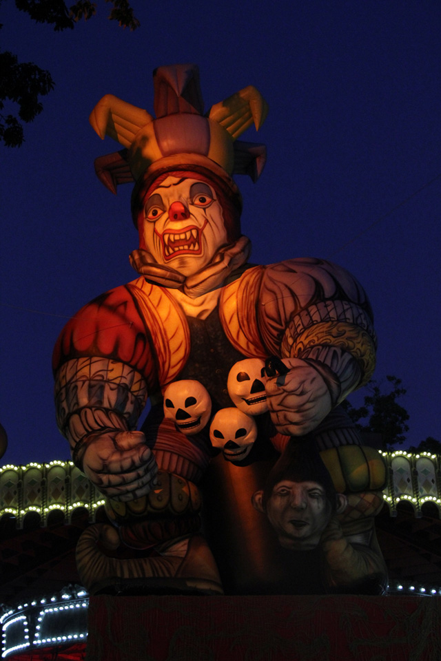 Fright Fest 2016 Six Flags Great Adventure Review Gamingshogun