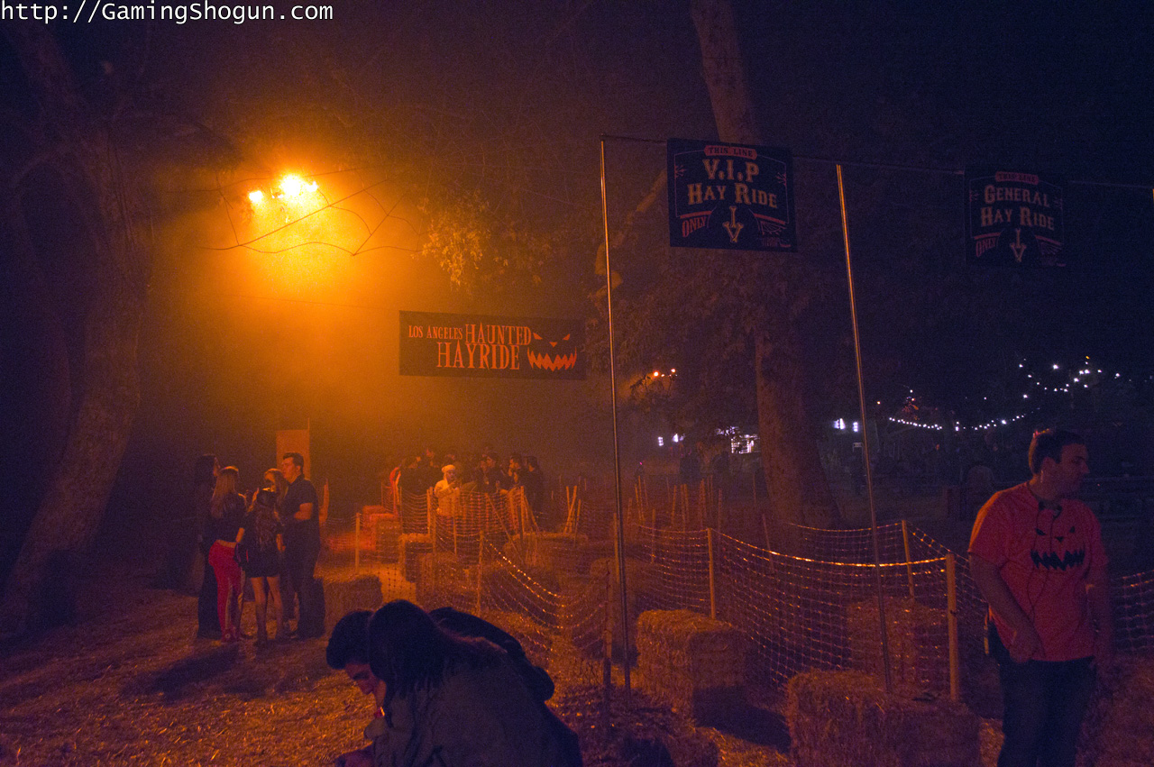 LA Haunted Hayride Review 2016  GamingShogun