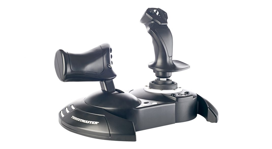 thrustmaster t flight hotas one xbox one review gamingshogun. Black Bedroom Furniture Sets. Home Design Ideas