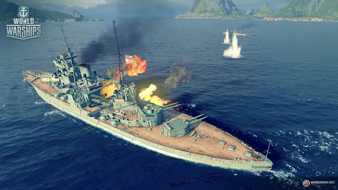 World of Warships: Battle of the North Cape Announcement ...