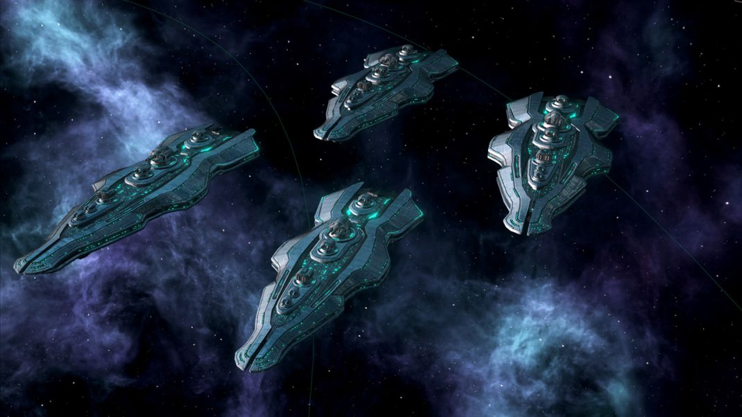 stellaris how to build science ships