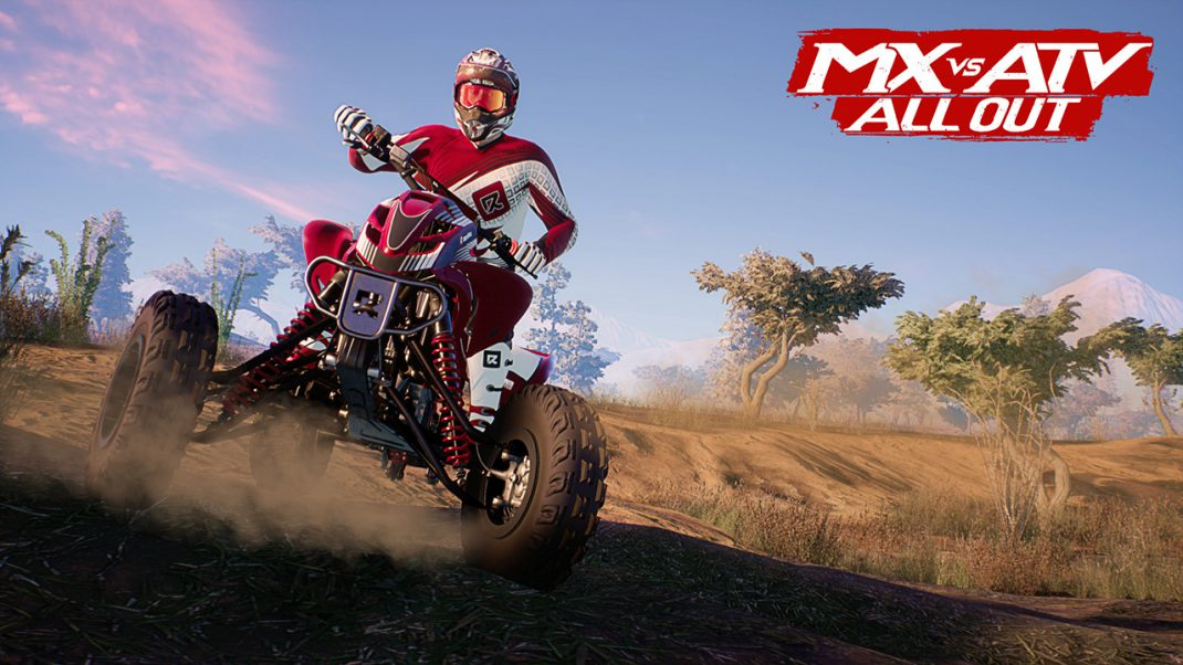mx vs atv all out release date and trailer gamingshogun. Black Bedroom Furniture Sets. Home Design Ideas