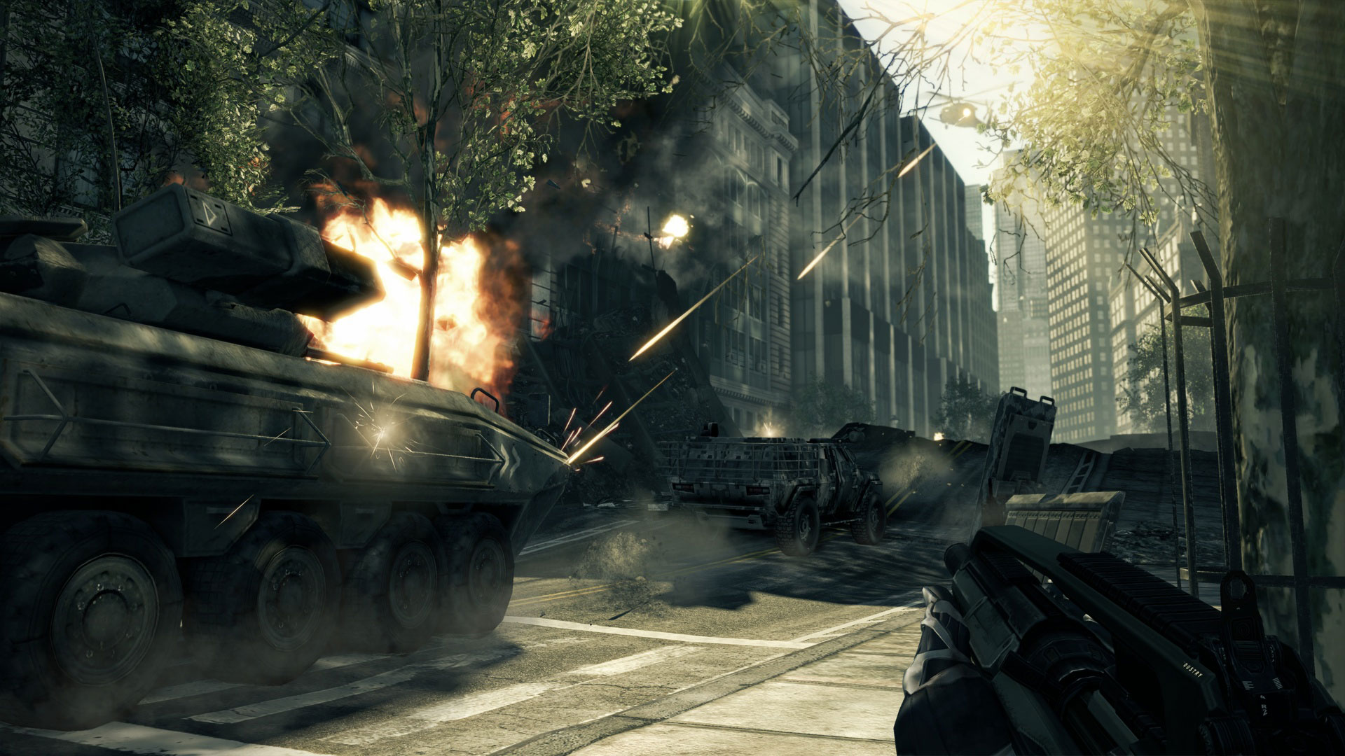 Crytek Outlines Crysis 2 Patch 1 9 (DirectX 11)   GamingShogun