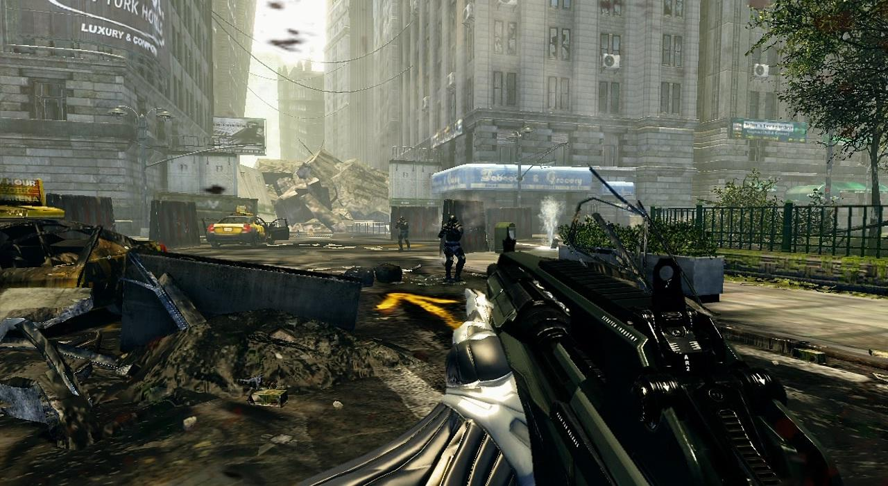 Crysis 2 DirectX 11 Ultra Upgrade Out Now | GamingShogun