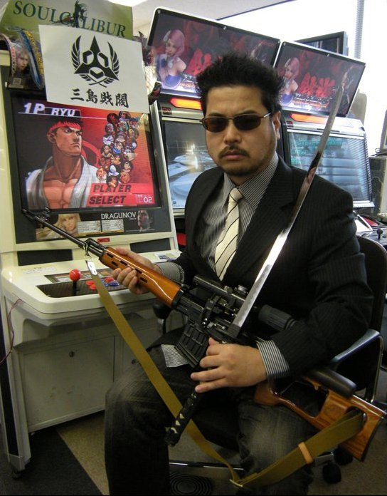 Interview with Tekken Creator Katsuhiro Harada  