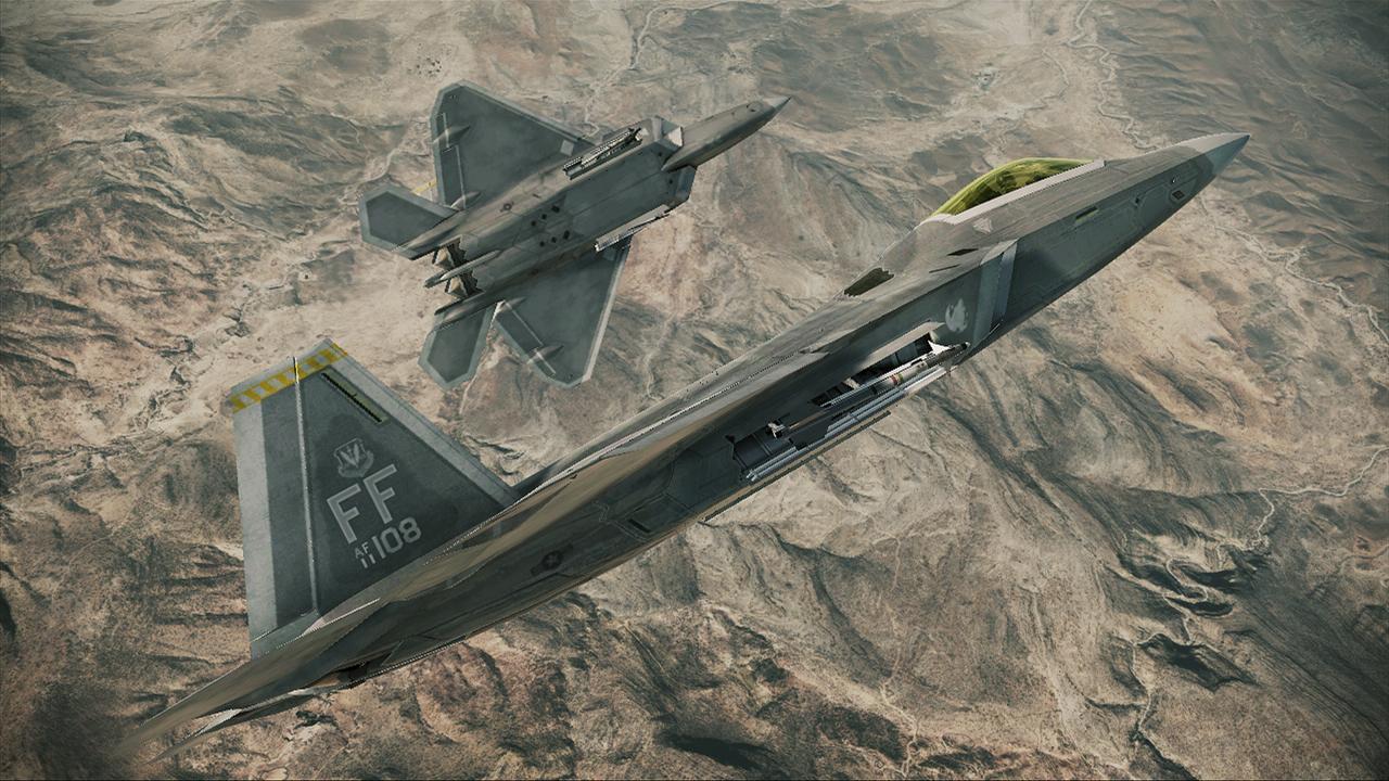 Ace Combat: Assault Horizon Full Aircraft List | GamingShogun