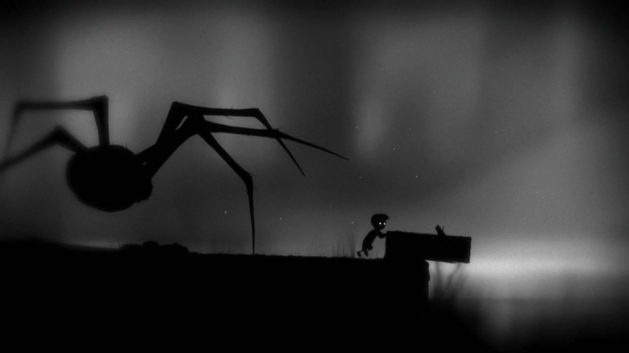 Limbo Review PC Steam
