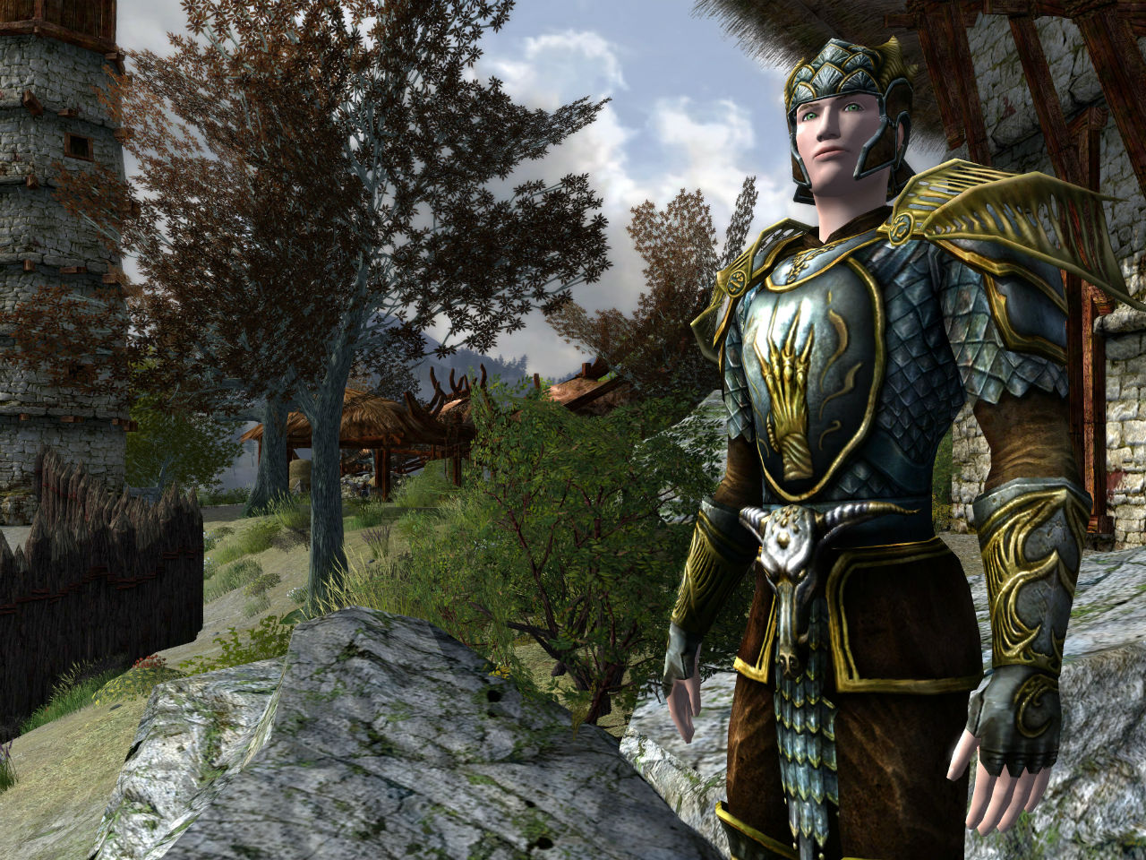 Lotro Rise Of Isengard Legendary Weapons Screenshots