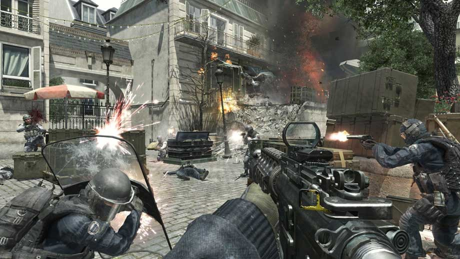 Call Of Duty Modern Warfare 3 Review Pc Steam