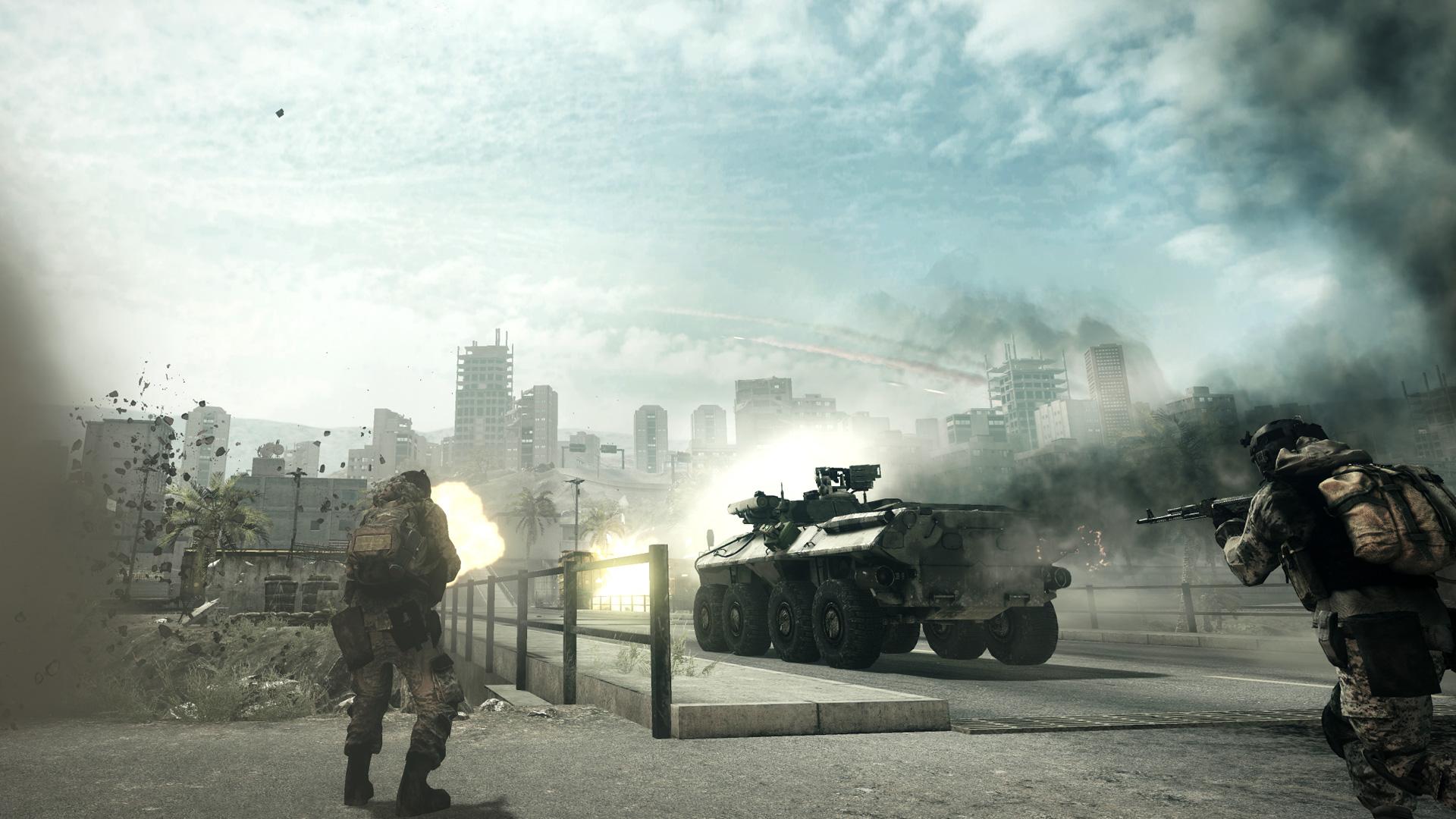 Battlefield 3 Back To Karkand New Screenshots