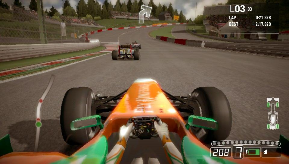 F1 2011 Announced as Vita Launch Title | GamingShogun