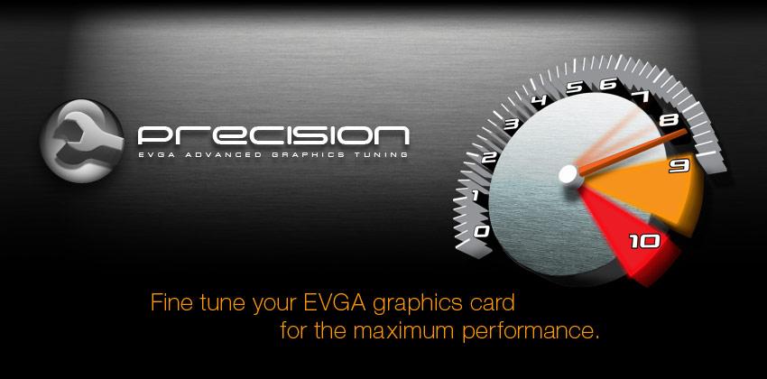 EVGA Precision Update Released | GamingShogun