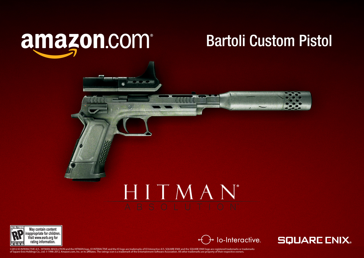 Hitman Absolution Professional Edition Announced