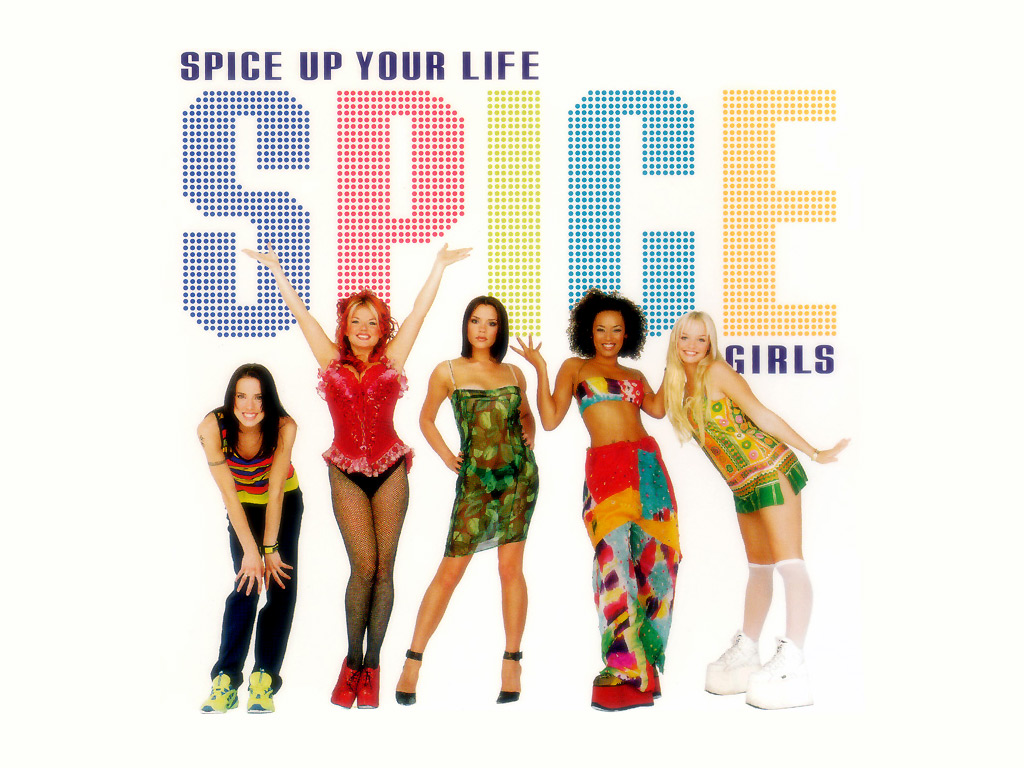 Spice Girls and More Hitting Dance Central 2 Music Store
