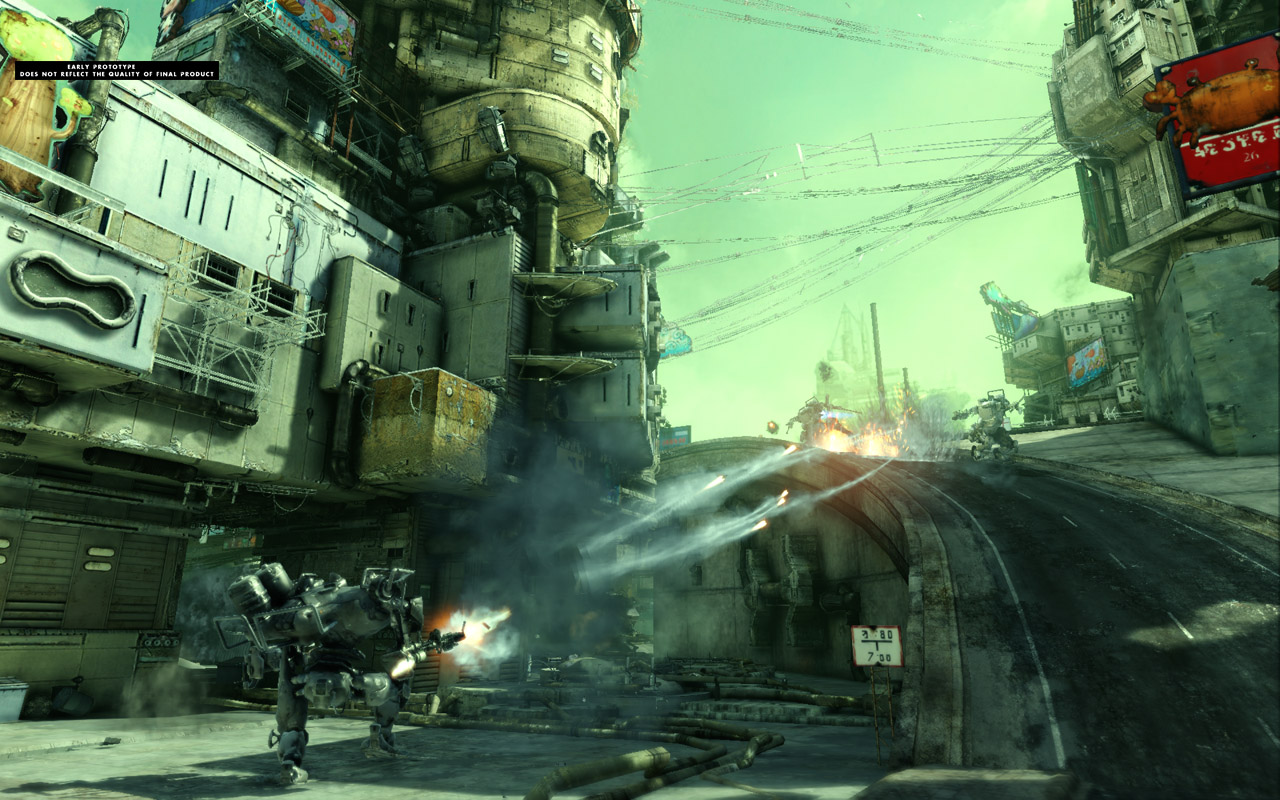 Hawken E3 2012 Trailer | GamingShogun