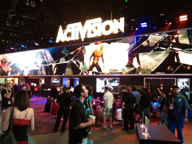 activision-booth
