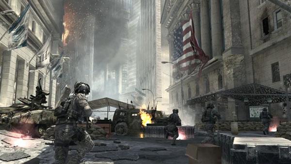 Modern Warfare 3 DLC Collection 3 Review (XBLA)   GamingShogun