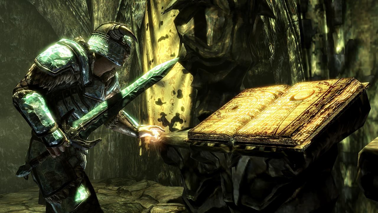 skyrim how to not run out of magicka