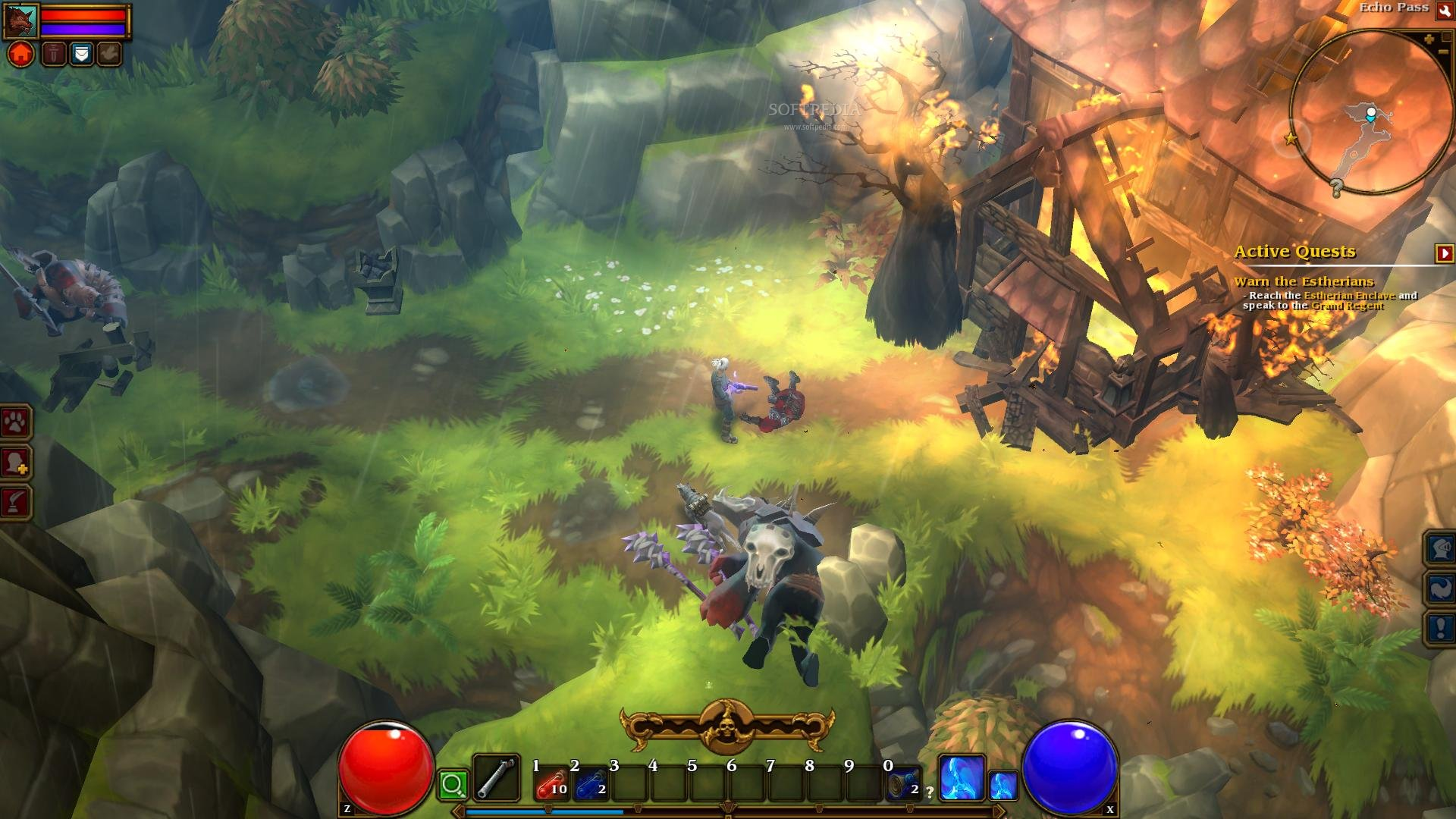 Torchlight 2 World Map.Torchlight 2 A Review Pc Gamingshogun