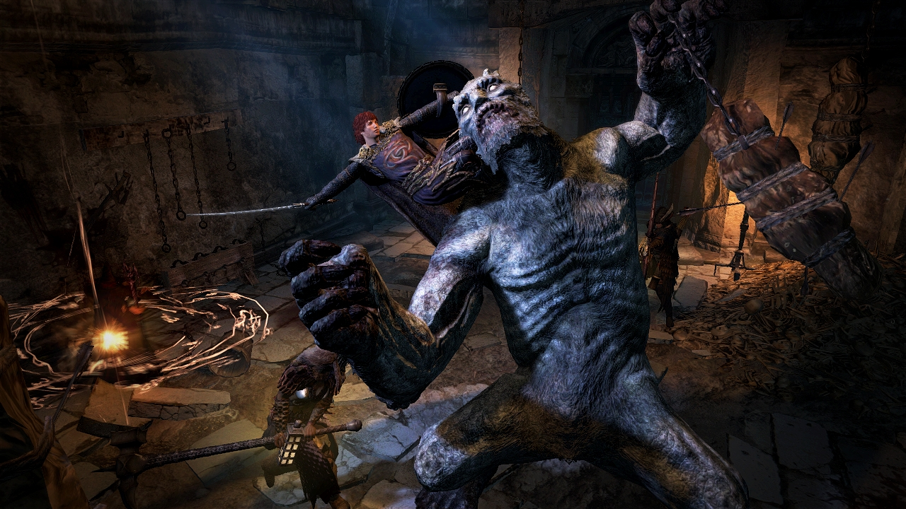 Dragons Dogma Dark Arisen Details Released Gamingshogun