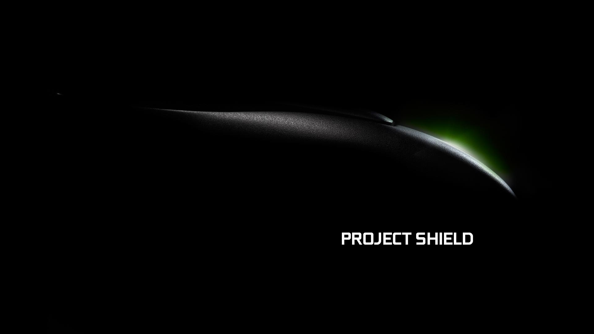 Nvidia Project Shield Wallpaper