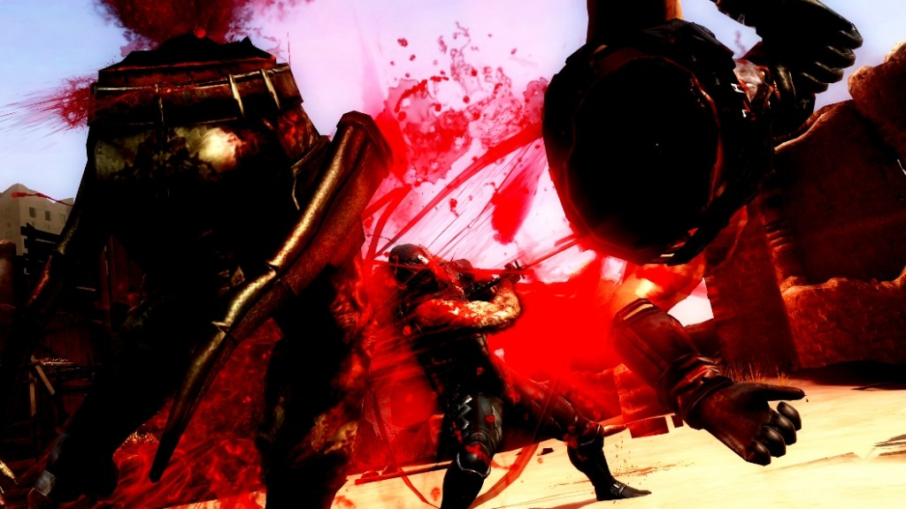 Ninja Gaiden 3 Razor S Edge Coming To Ps3 And Xbox 360