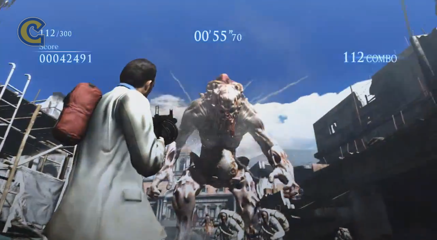 Resident Evil 6 L4d2 No Mercy Mode Trailer