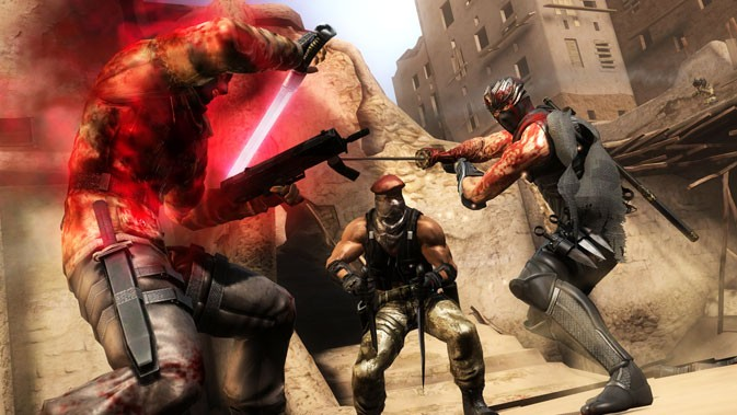 Ninja Gaiden 3 Razor S Edge Review Xbox 360