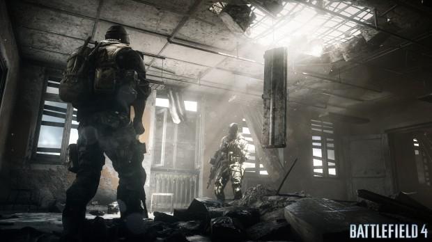 Battlefield 4 - Fishing in Baku screen (2)
