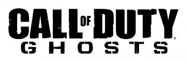 Call of Duty Ghosts Logo Black