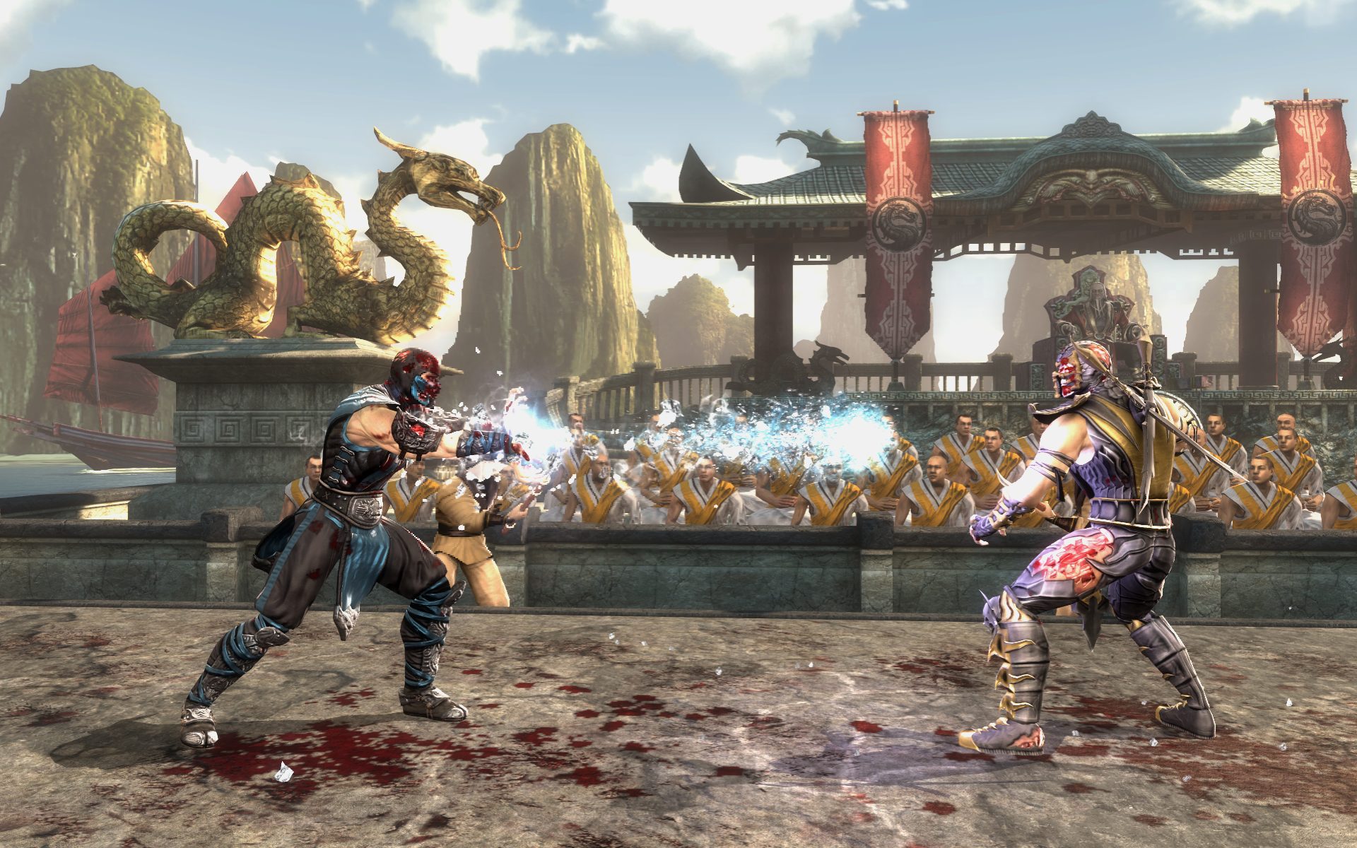 Mortal Kombat Komplete Edition Pc Screenshots