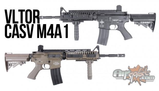 Name Vltor CASV M4A1