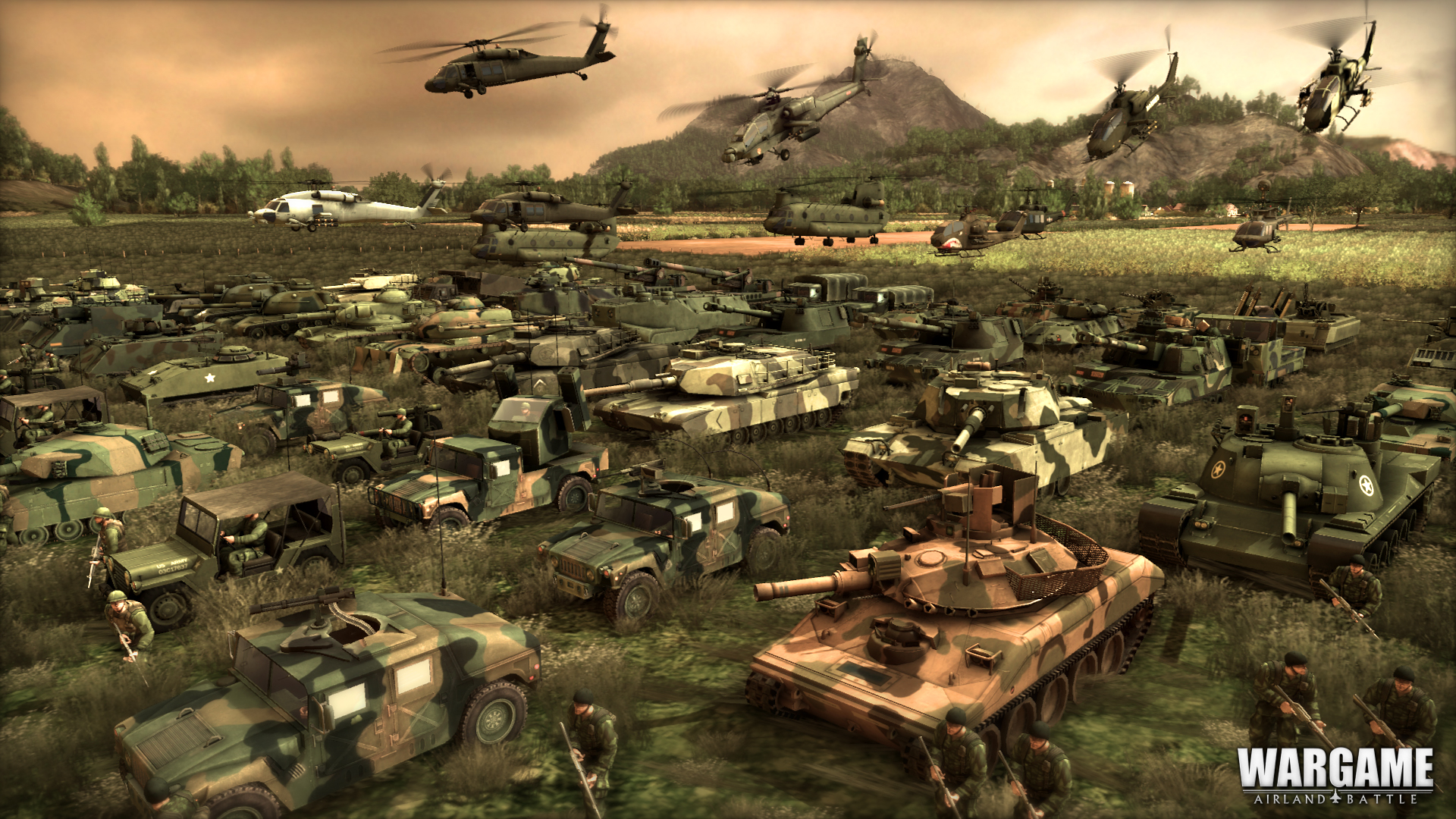 Buy Now! Home Airland Battle Doctrine