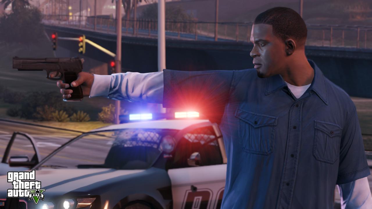 GTA V Screens Along with Bundle Info | GamingShogun