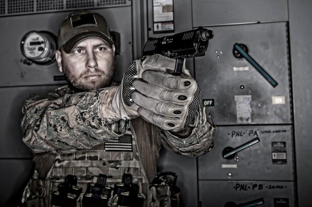 ads pistol