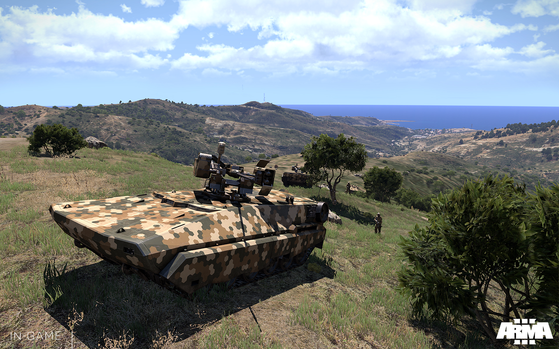 Update 1 02 Comes to Arma 3 | GamingShogun