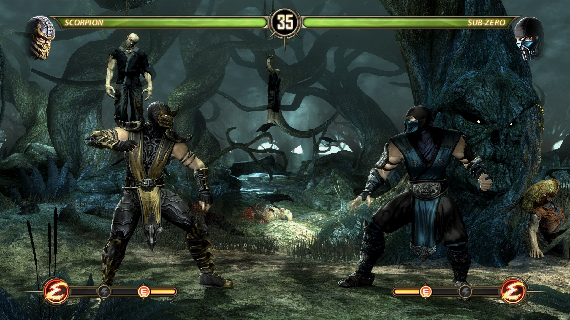 Mortal Kombat Komplete Kollection Review Pc