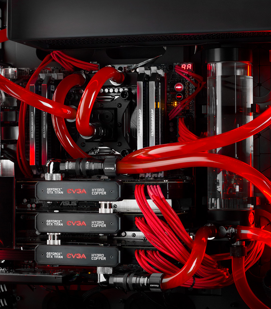 Digital Storm Launches HydroLux Cooling Solution | GamingShogun