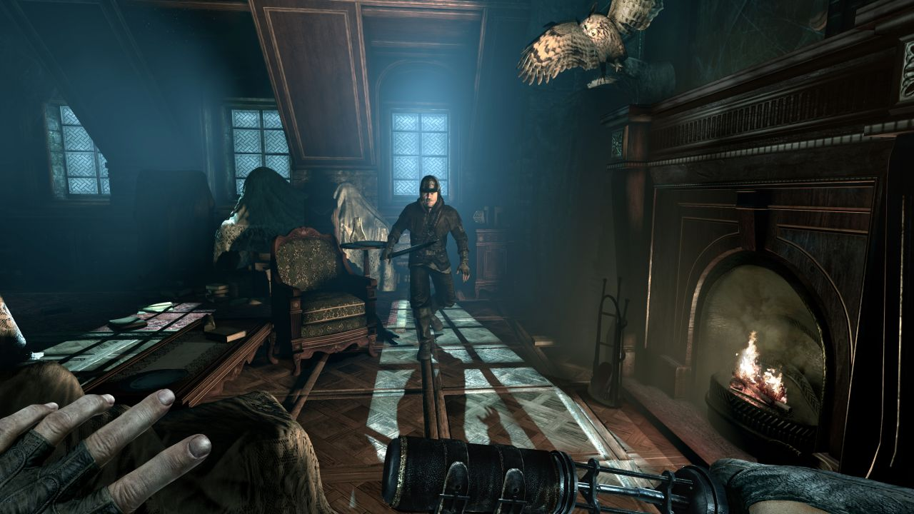 Thief review – the troubled return of a master criminal | games.